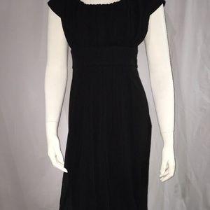 Sportmax Black Cocktail Party Dress Women`s Size 4